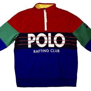Polo Ralph Lauren Hi Tech Rafting Club Pullover